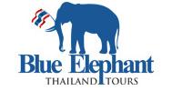 Blue Elephant Thailand Tours Logo
